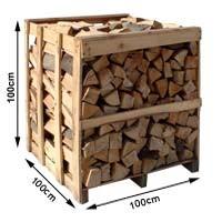 Brennholz Raummeter