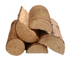 Brennholz Sorte Fichte